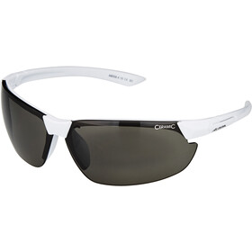 Alpina Draff Glasses white/black